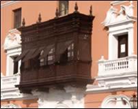Foto de balcon en la ciudad de Trujillo